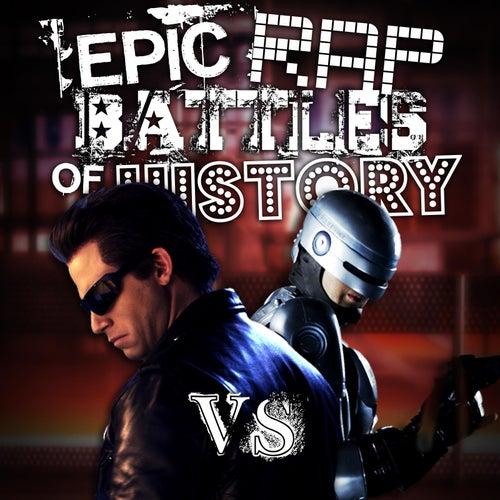 terminator vs robocop single explicit by epic rap battles of history