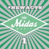 #NewActs, Vol. 1 de Various Artists