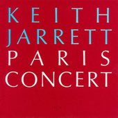 Paris Concert by Keith Jarrett