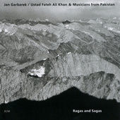 Ragas And Sagas by Jan Garbarek