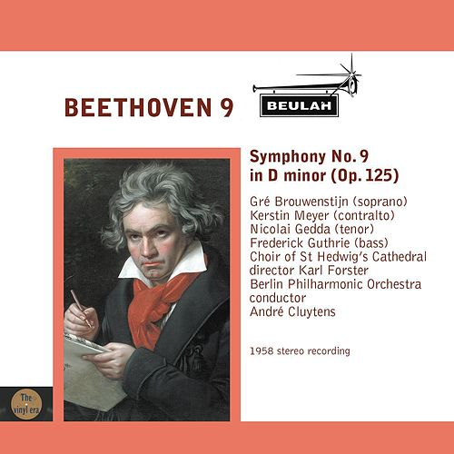 Beethoven 9 by Berlin Philharmonic Orchestra