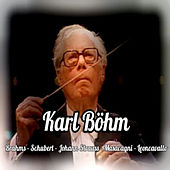 Karl Böhm, Bramhs Schubert-Johann Strauss-Masacagni-Leoncavallo by Various Artists