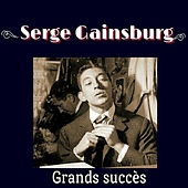 Serge Gainsburg-Grands succès de Serge Gainsbourg