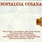 Nostalgia Cubana de Various Artists