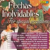 Fechas Inolvidables - For Special Occasions de Various Artists