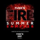 Funk'n Fire Summer Sampler - EP by Various Artists