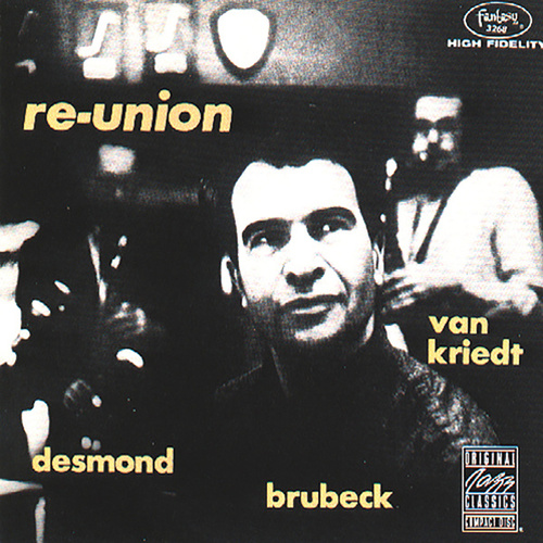 Reunion by Dave Brubeck