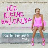 Ballettmusik: Die kleine Ballerina - Der Nussknacker, Dornröschen, Schwanensee, Vol. 1 von Various Artists