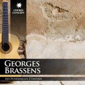 Les funerailles d'antan de Georges Brassens