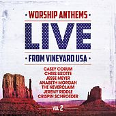 Worship Anthems Live from Vineyard USA, Vol. 2 (Live) by Various Artists