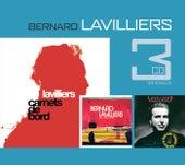 Bernard Lavilliers - 3CD Carnet De Bord / Arrêt Sur Image / Champs Du Possible by Bernard Lavilliers