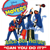 Can You Do It? de Imagination Movers