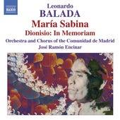 BALADA: Maria Sabina / Dionisio - In Memoriam by Various Artists