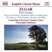 ELGAR: Part-Songs by Various Artists