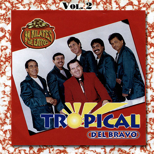 24 Kilates de Exitos, Vol. 2 by Tropical Del Bravo