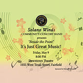 Beside the Point - It's Just Great Music! de Solano Winds