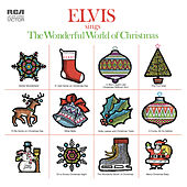 Elvis Sings the Wonderful World of Christmas von Elvis Presley