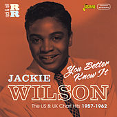 You Better Know It by Jackie Wilson