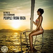 People from Ibiza by DJ Falk