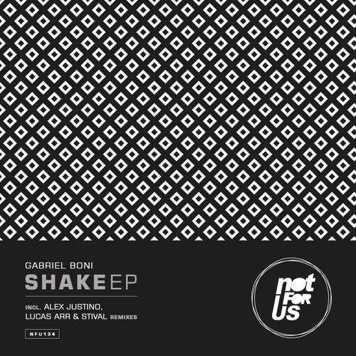 Shake EP de Gabriel Boni