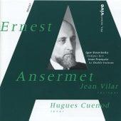 Stravinski - Françaix de Ernest Ansermet