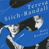 Récital au Festival d'Aix en Provence 1956 by Teresa Stich-Randall