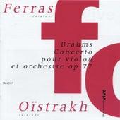Concerto pour violon by Christian Ferras