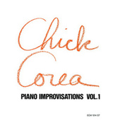 Piano Improvisations Vol.1 by Chick Corea