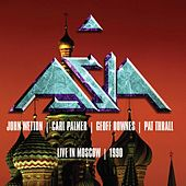 Asia: Live in Moscow 1990 de Asia