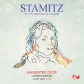 Stamitz: Flute Concerto in D Major (Digitally Remastered) von Hanspeter Gmür