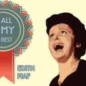 All My Best de Edith Piaf