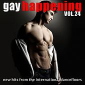 Gay Happening, Vol. 24 -New Hits from the International Dancefloors by Various Artists