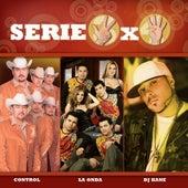 Serie 3X4 (Control, La Onda, DJ Kane) by Various Artists