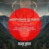 Last Night (feat. Veselina Popova) de JazzyFunk