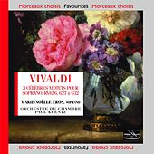 Vivaldi: Trois motets célèbres, RV 626, RV 627 & RV 632 de Paul Kuentz