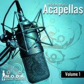 MODA Music Acapellas, Vol. 1 - EP de Various Artists