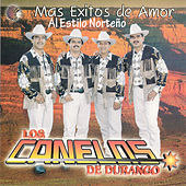 Mas Exitos de Amor by Los Canelos De Durango