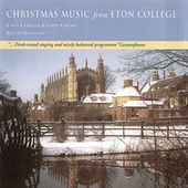 Christmas Music from Eton College by Ralph Allwood