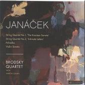 Janacek: String Quartets Nos.1 & 2; Pohadka; Violin Sonata von Various Artists