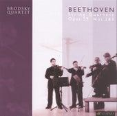 Beethoven: String Quartets Op.59 Nos 2 & 3 von Brodsky Quartet