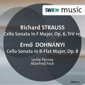 Richard Strauss & Dohnányi: Cello Sonatas by Leslie Parnas