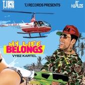 My Life Belongs - Single by VYBZ Kartel