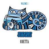 Just Play, Vol. 1 by Odetta