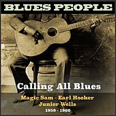 Calling All Blues (Blues People 1959 - 1960) de Various Artists