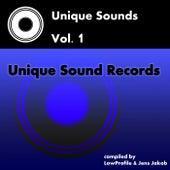 Unique Sounds, Vol. 1 - EP by Various Artists
