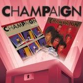Modern Heart / Woman in Flames de Champaign