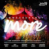 Immeasurably More: Live Worship From Spring Harvest by Spring Harvest
