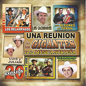 Una Reunion De Los Gigantes De La Musica Norte–a by Various Artists