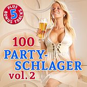 100 Party Schlager, Vol. 2 (Original Hits - Top Sound Quality!) von Various Artists
