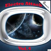 Electro Attack, Vol. 4 by Various Artists